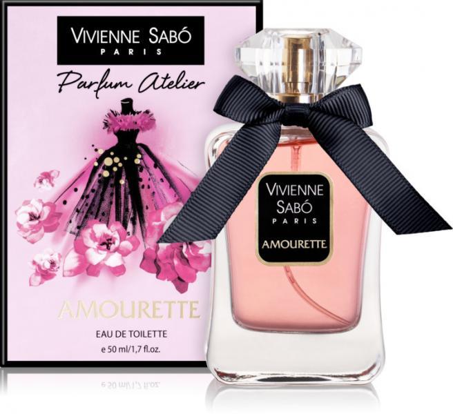 Vivienne Sabo woman Amourette Туалетная вода 50 мл. Parfum Atelier Collection