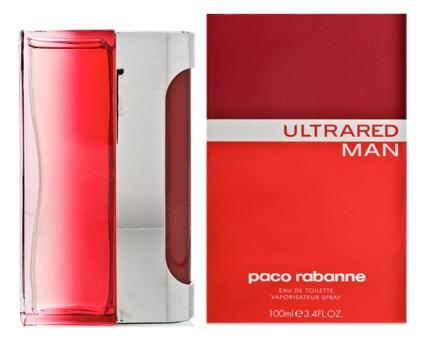 Paco Rabanne men Ultrared Туалетная вода 50 мл.