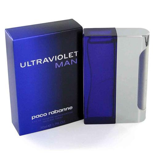 Paco Rabanne men Ultraviolet Туалетная вода 100 мл.