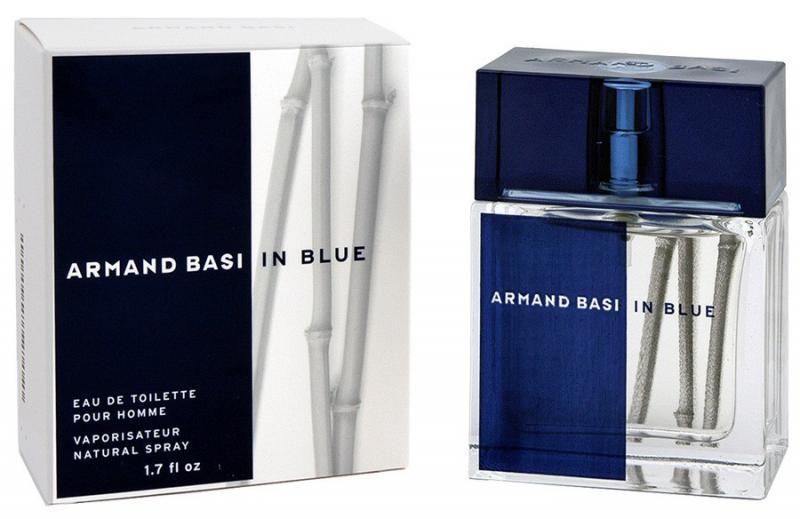 Armand Basi men In Blue Туалетная вода 50 мл.