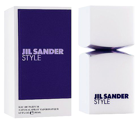 Jil Sander woman Style Туалетные духи 30 мл.
