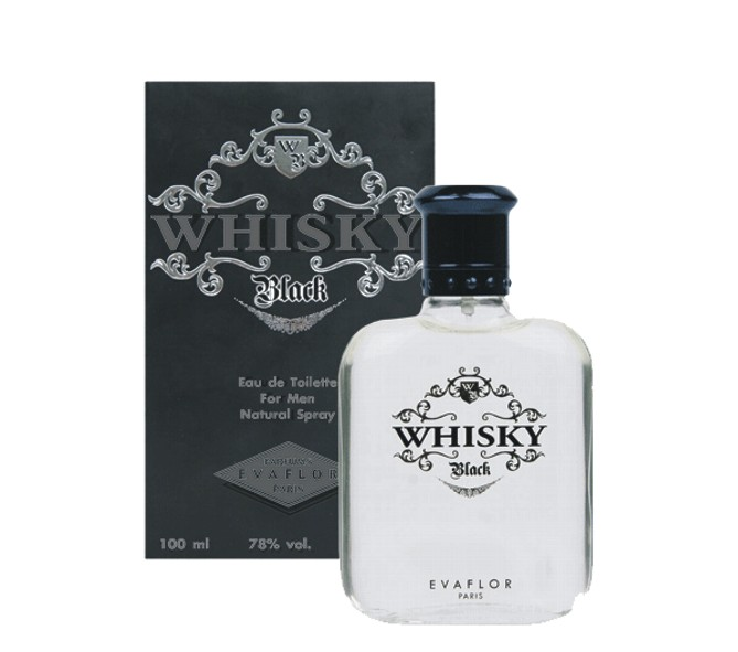Evaflor Whisky Black men ��������� ���� 100 ��.