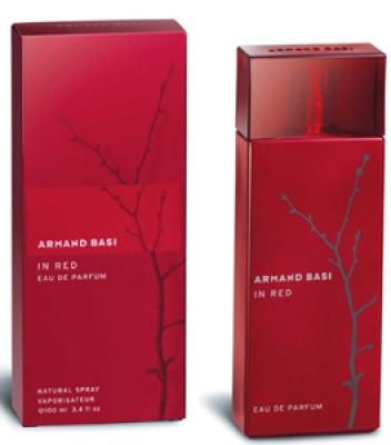 Armand Basi woman In Red Eau De Parfum Туалетные духи 7 мл. mini