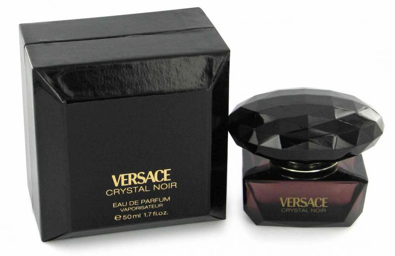 Versace woman Crystal Noir черный Туалетные духи 50 мл.