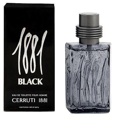Cerruti men 1881 Black Туалетная вода 50 мл.