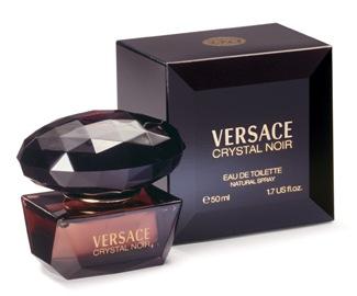 Versace woman Crystal Noir черный Туалетная вода 50 мл.