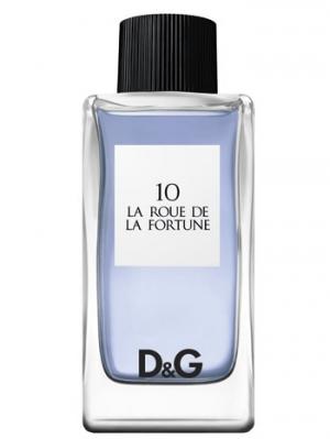 Dolce & Gabbana D&g woman La Roue De La Fortune 10 Туалетная вода 100 мл. Tester