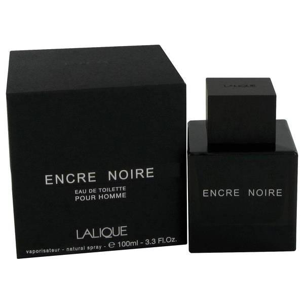 Lalique men Encre Noire Туалетная вода 50 мл.