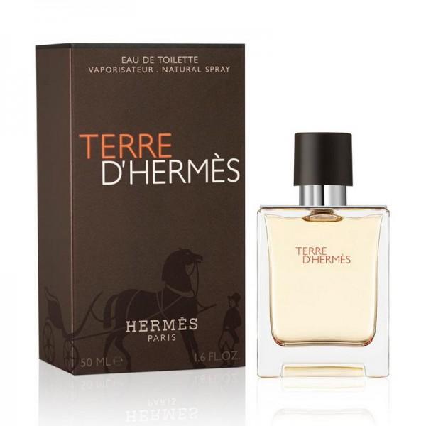Hermes men Terre D'hermes Туалетная вода 50 мл.