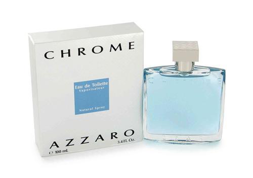 Azzaro men Chrome Туалетная вода 50 мл.