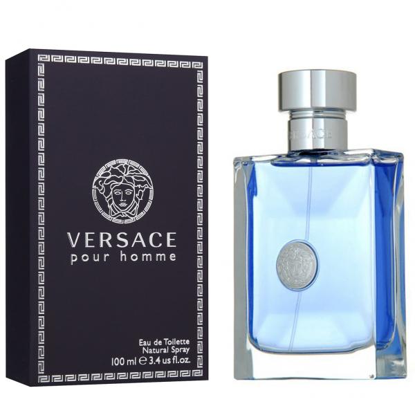 Versace Pour Homme Туалетная вода 100 мл.