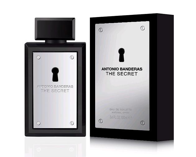 Antonio Banderas A. Banderas men The Secret Туалетная вода 100 мл.