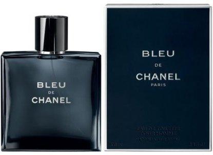 Chanel men Bleu De Chanel Туалетная вода 50 мл.