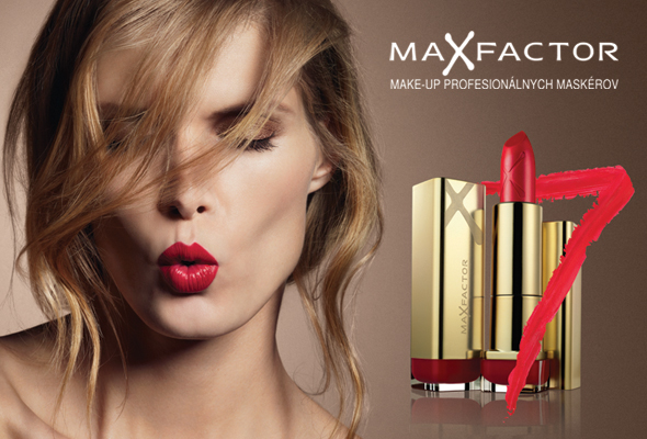 Max Factor Colour Elixir губная помада 831 Intensely Coral