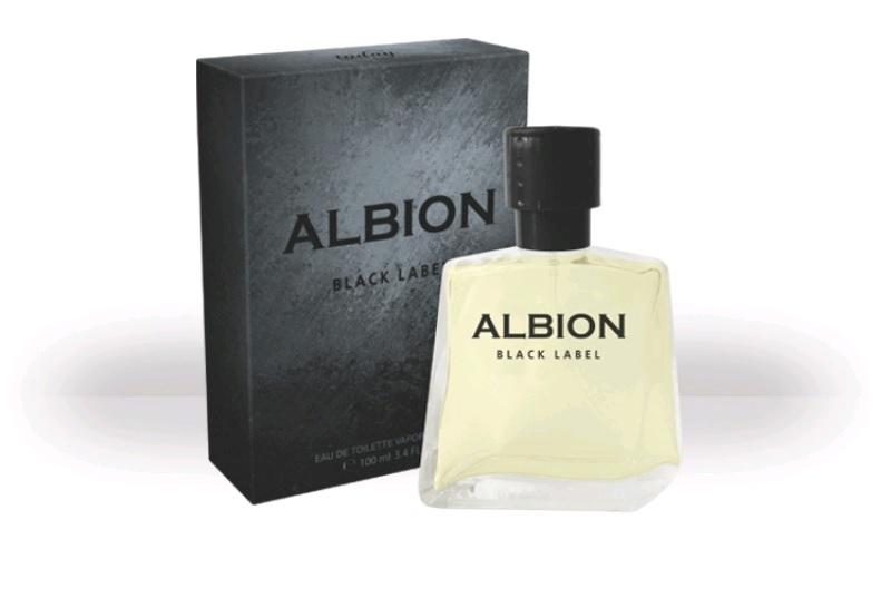 Delta Parfum Men Albion Black Label туалетная вода 100 мл Hugo